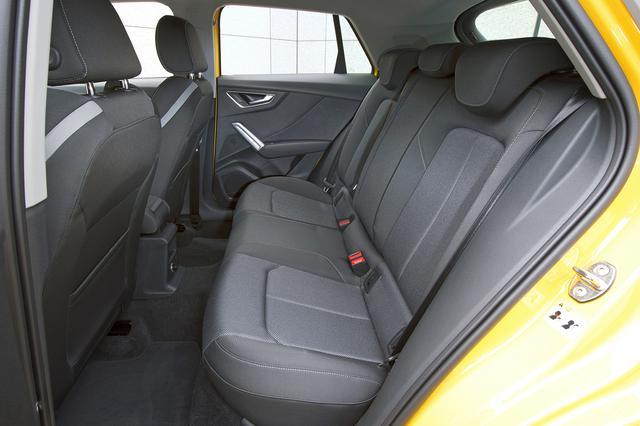 画像6: 【試乗記】Audi Q2 1.0 TFSI sport[再]