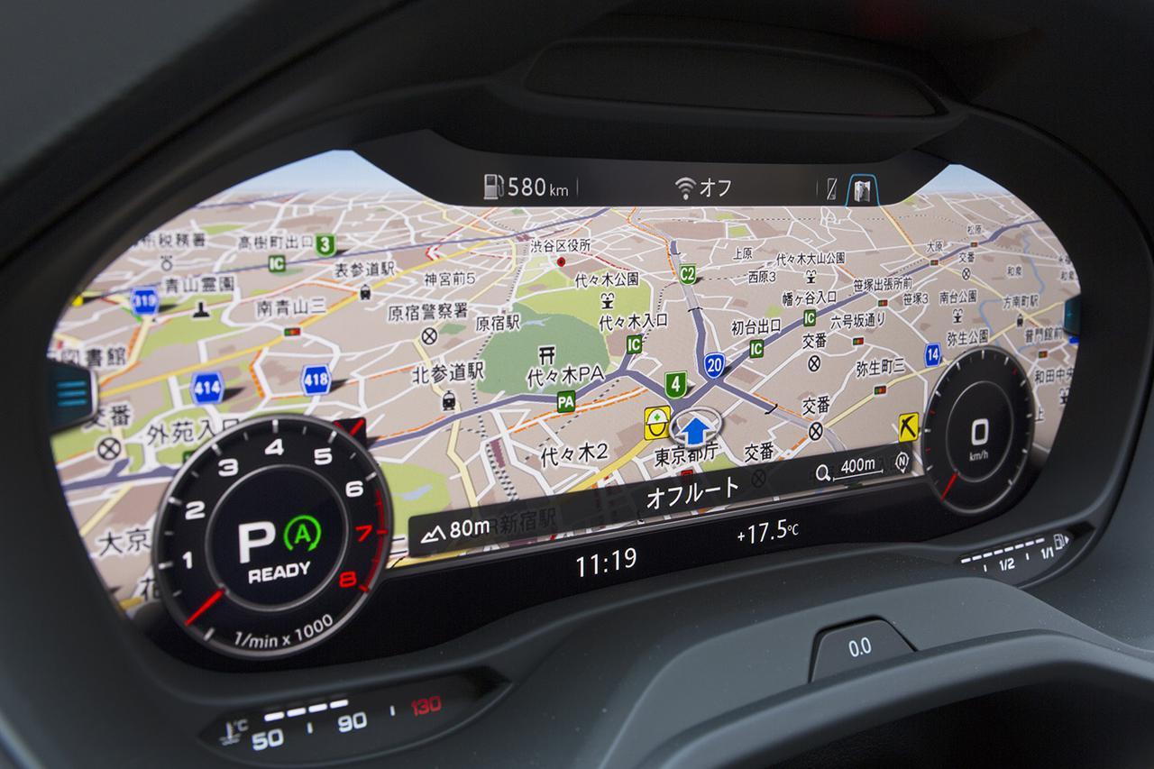 画像4: 【試乗記】Audi Q2 1.0 TFSI sport[再]