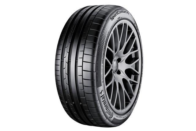 画像: 【Continental Tires】SportContact 6がドイツ自動車誌のテストで最高評価