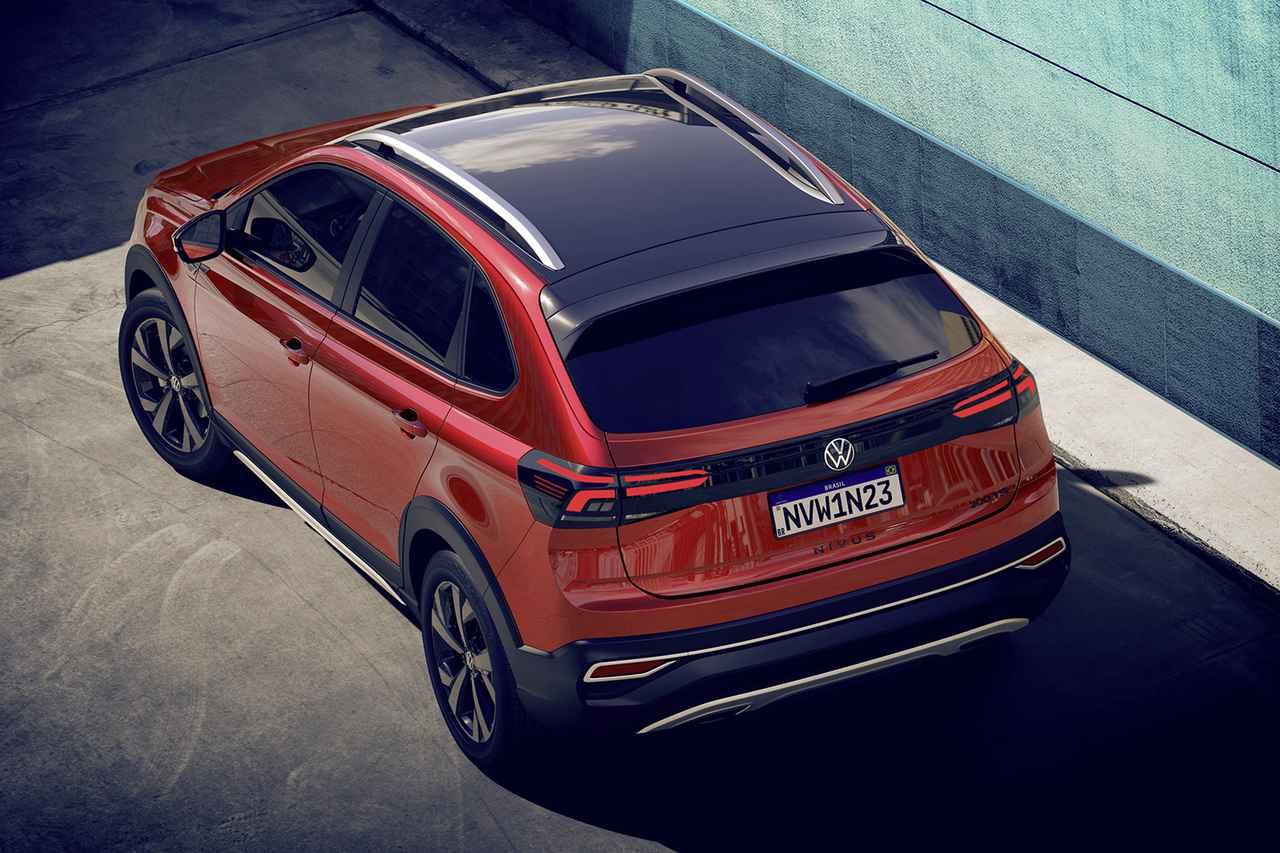 画像4: VWが「Nivus」を発表
