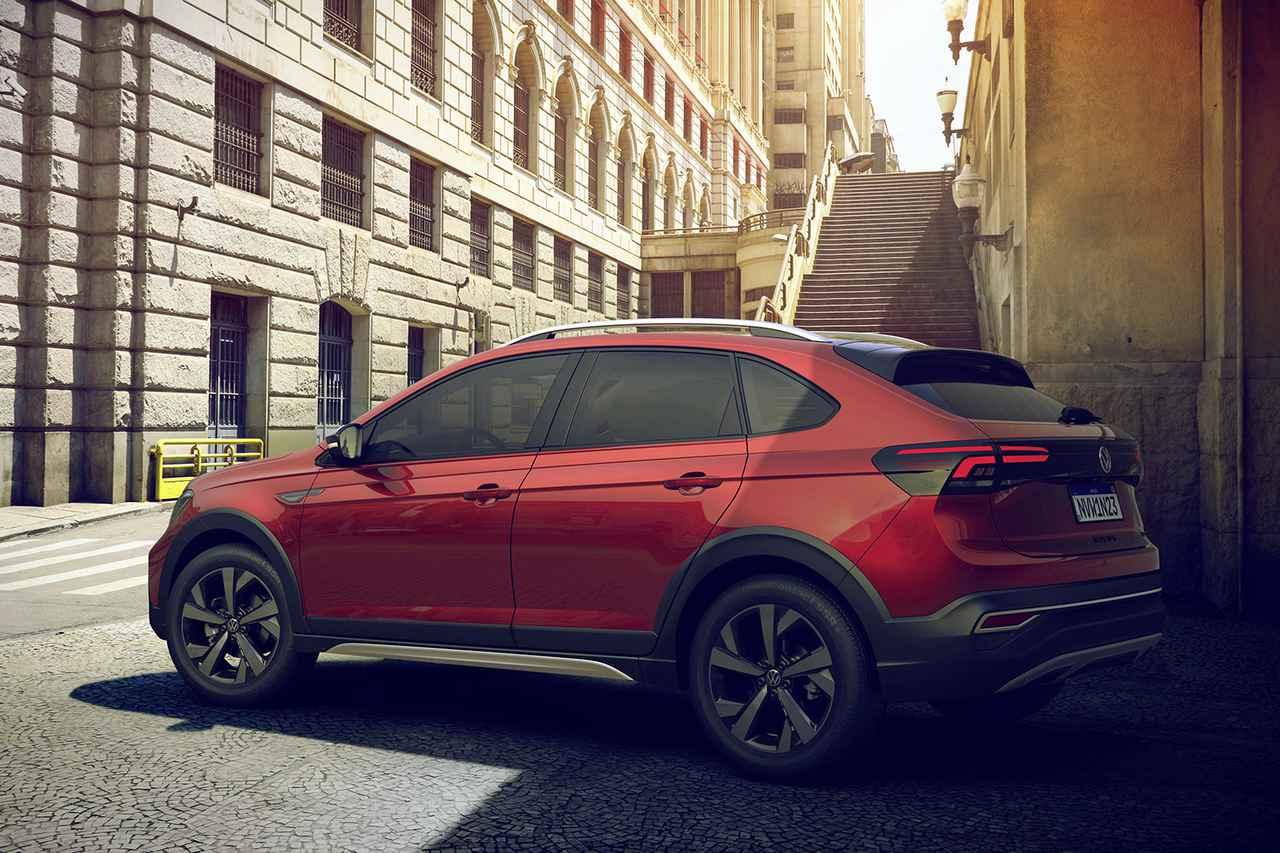 画像3: VWが「Nivus」を発表