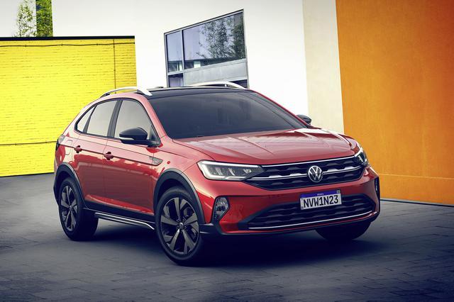 画像1: VWが「Nivus」を発表