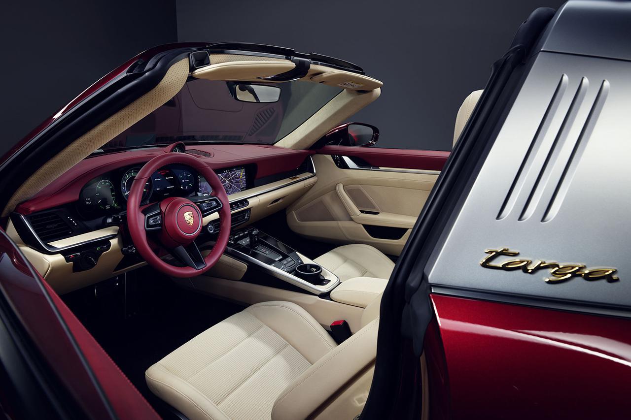 画像4: 限定992台 「911 タルガ4S ヘリテージデザインエディション」を発表