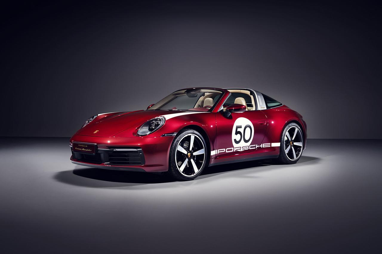 画像1: 限定992台 「911 タルガ4S ヘリテージデザインエディション」を発表