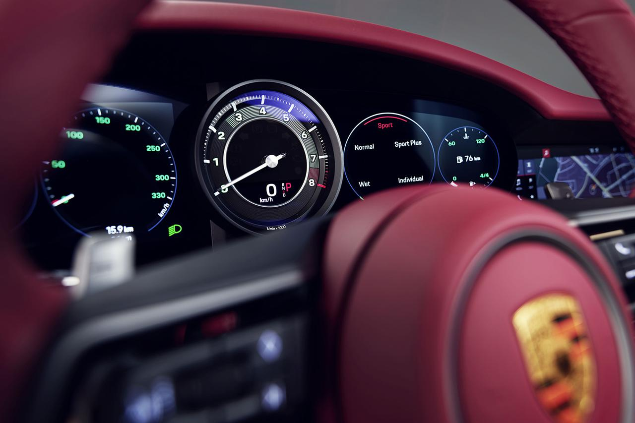 画像5: 限定992台 「911 タルガ4S ヘリテージデザインエディション」を発表