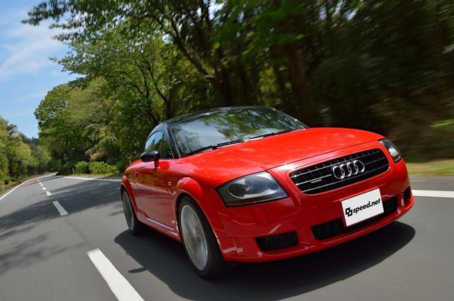 画像1: 【試乗記】Audi TT quattro sport[再]