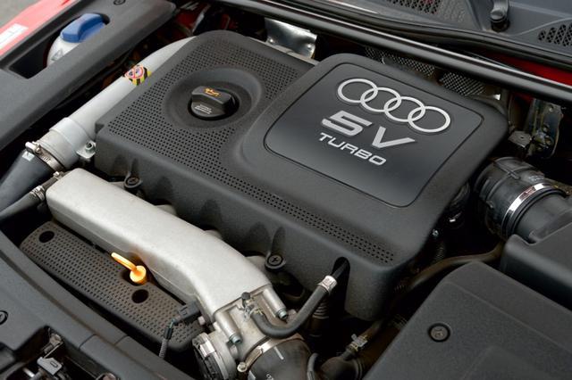 画像6: 【試乗記】Audi TT quattro sport[再]