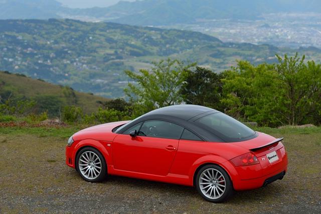 画像9: 【試乗記】Audi TT quattro sport[再]