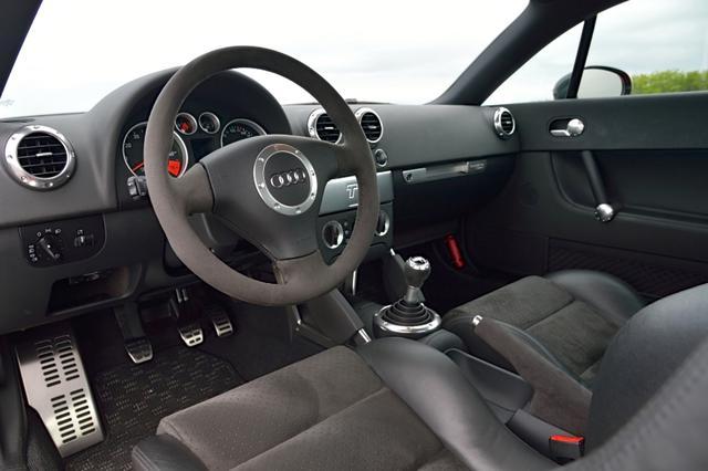 画像4: 【試乗記】Audi TT quattro sport[再]