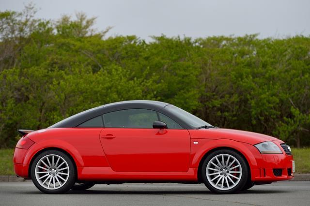 画像3: 【試乗記】Audi TT quattro sport[再]