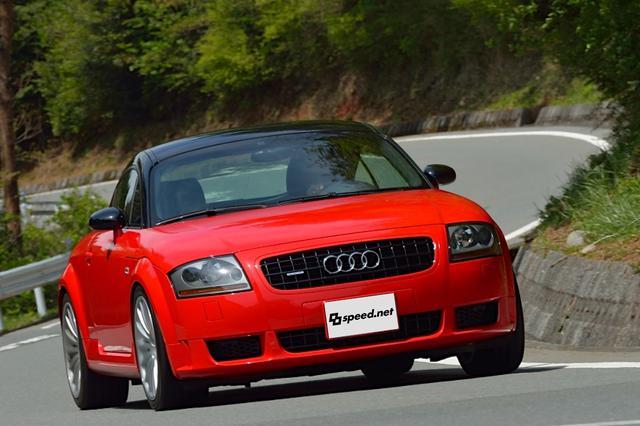 画像7: 【試乗記】Audi TT quattro sport[再]