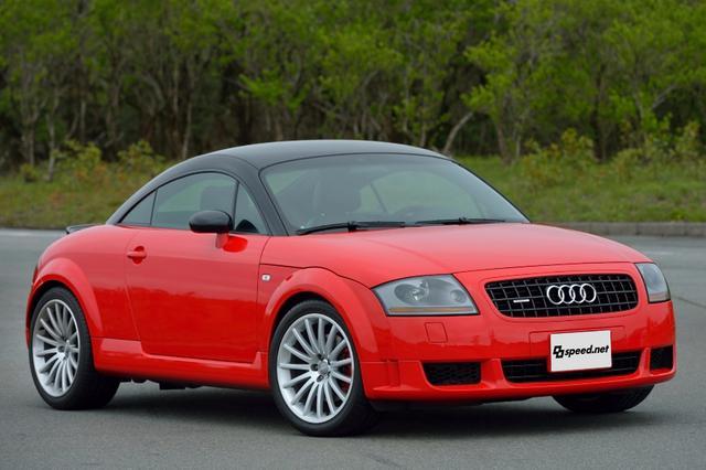 画像2: 【試乗記】Audi TT quattro sport[再]