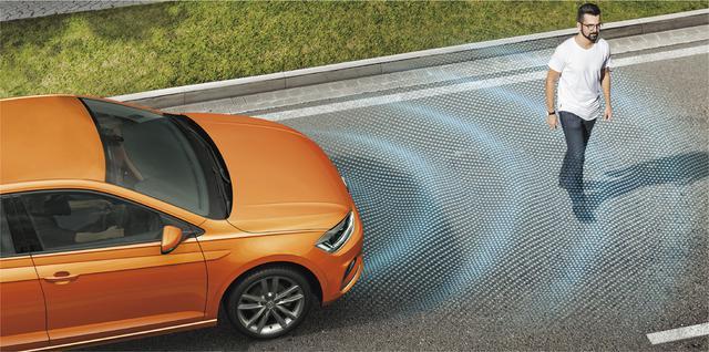 画像2: 「ポロ」が2019年度自動車アセスメントで最高評価の「ASV+++」獲得