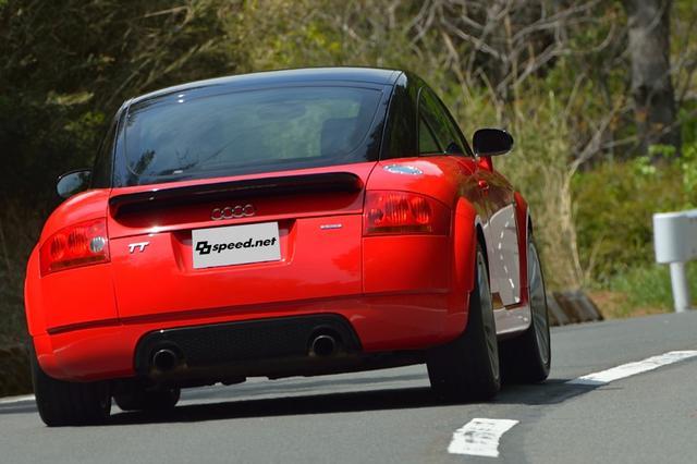 画像8: 【試乗記】Audi TT quattro sport[再]