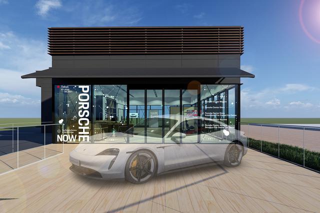画像6: 「Porsche NOW Tokyo」が期間限定でオープン