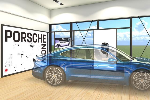 画像3: 「Porsche NOW Tokyo」が期間限定でオープン