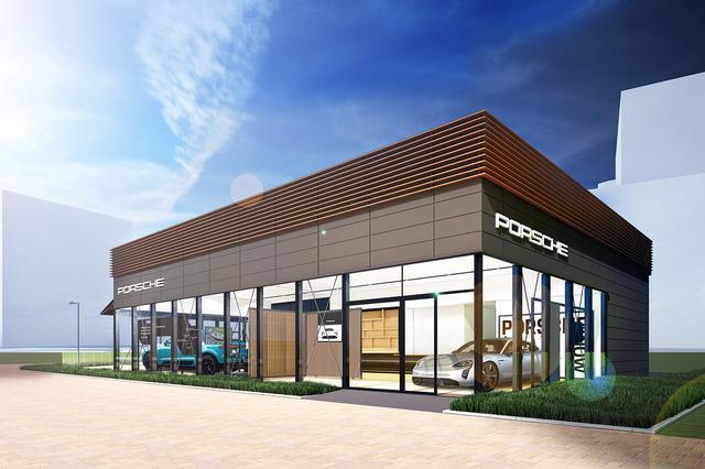 画像2: 「Porsche NOW Tokyo」が期間限定でオープン