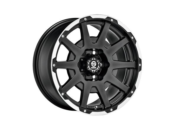 画像: 【Sparco Wheels】「Dakar」登場