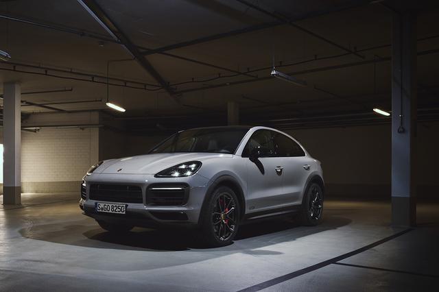 画像1: Cayenne GTS Coupe
