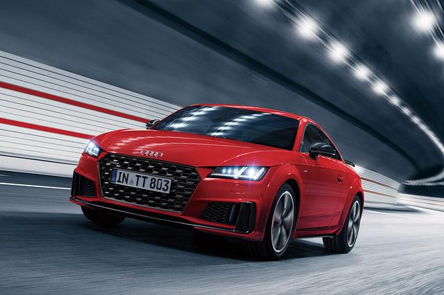 画像1: 限定車「Audi TT Coupé S line competition」登場