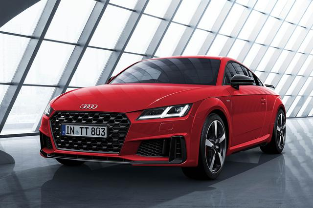 画像2: 限定車「Audi TT Coupé S line competition」登場