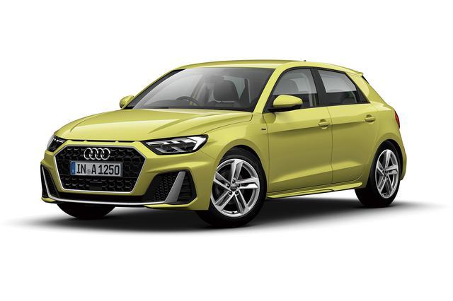 画像: Audi A1 Sportbackに待望の25 TFSI追加