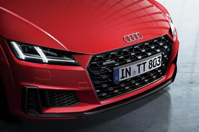 画像4: 限定車「Audi TT Coupé S line competition」登場