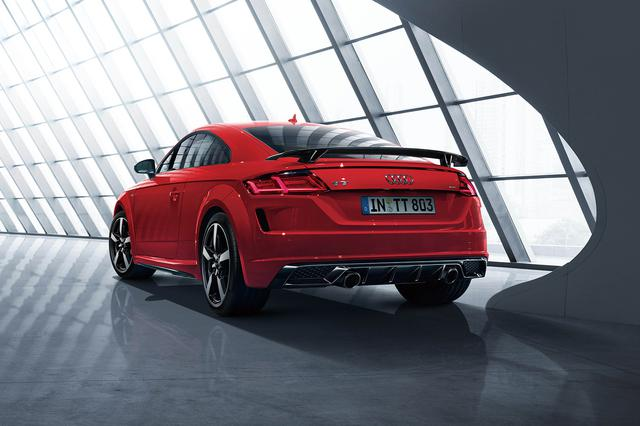 画像3: 限定車「Audi TT Coupé S line competition」登場