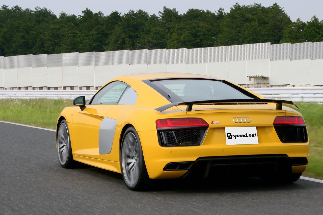 画像3: 【試乗記】Audi R8 V10 plus Coupé[再]