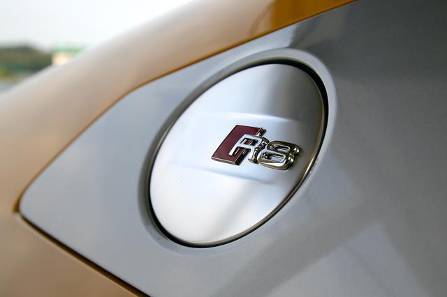 画像8: 【試乗記】Audi R8 V10 plus Coupé[再]