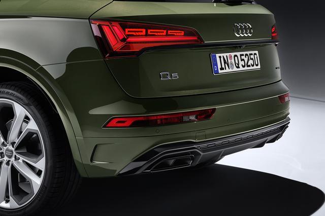 画像5: 「Audi Q5」がマイナーチェンジ