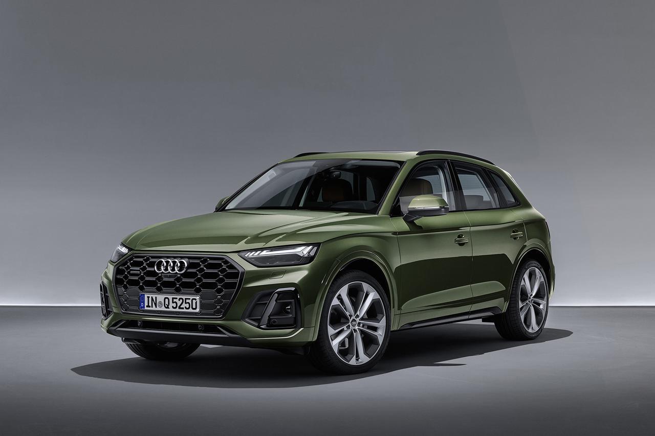 画像2: 「Audi Q5」がマイナーチェンジ