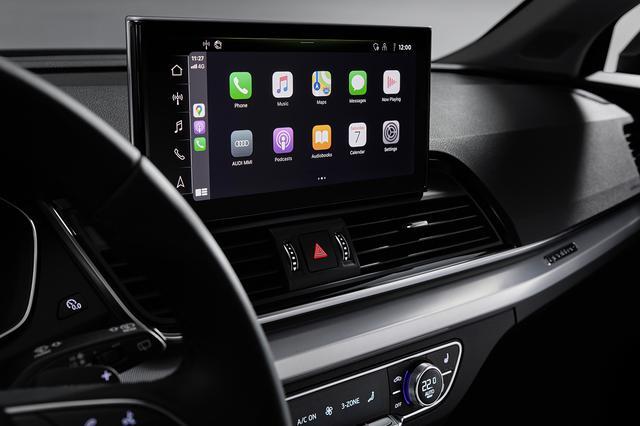画像8: 「Audi Q5」がマイナーチェンジ