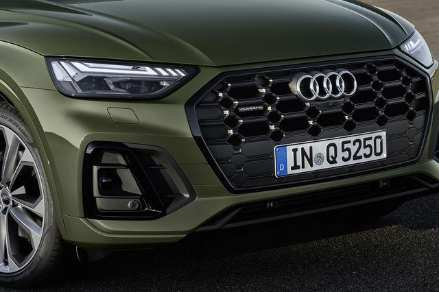 画像3: 「Audi Q5」がマイナーチェンジ