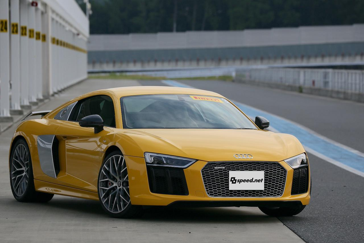 画像2: 【試乗記】Audi R8 V10 plus Coupé[再]