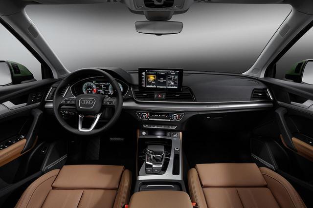 画像7: 「Audi Q5」がマイナーチェンジ