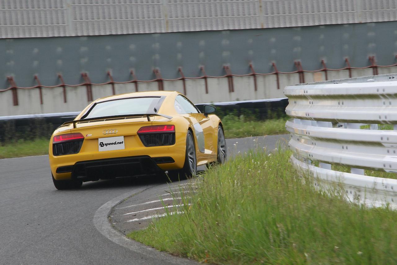 画像10: 【試乗記】Audi R8 V10 plus Coupé[再]