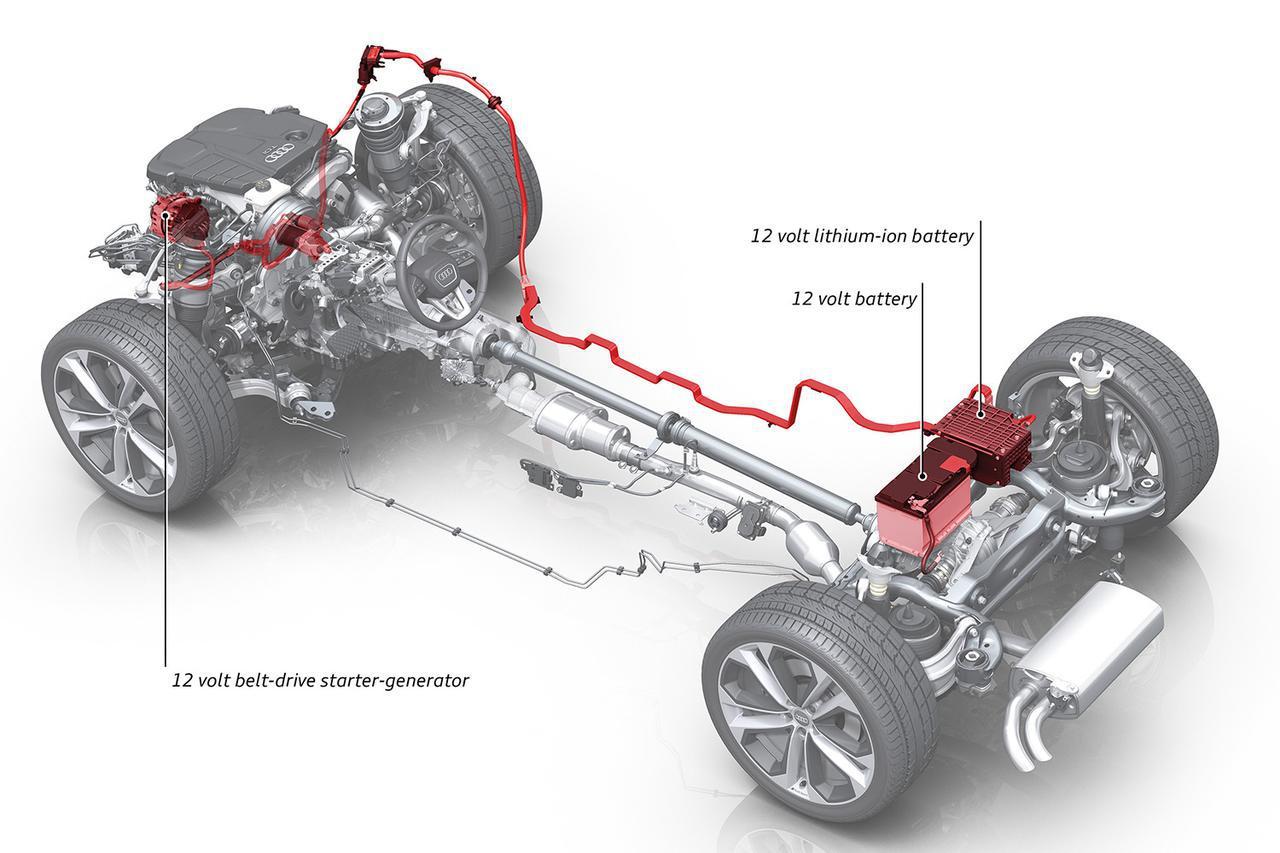 画像10: 「Audi Q5」がマイナーチェンジ
