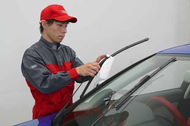 画像5: 雨の日の安心・快適なドライブのために[再]