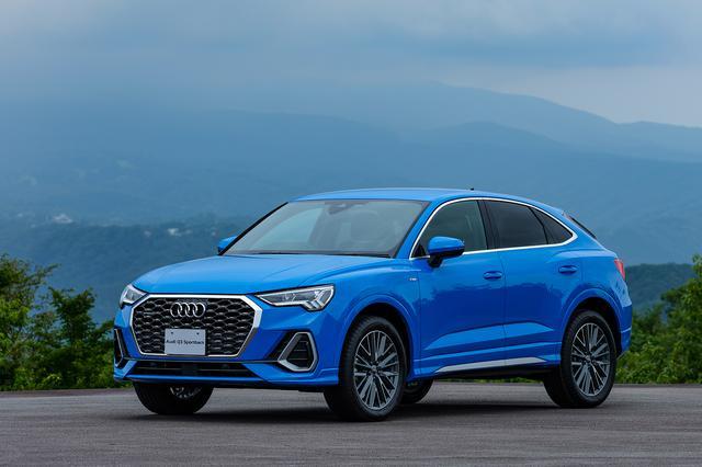 画像2: Audi Q3 Sportback