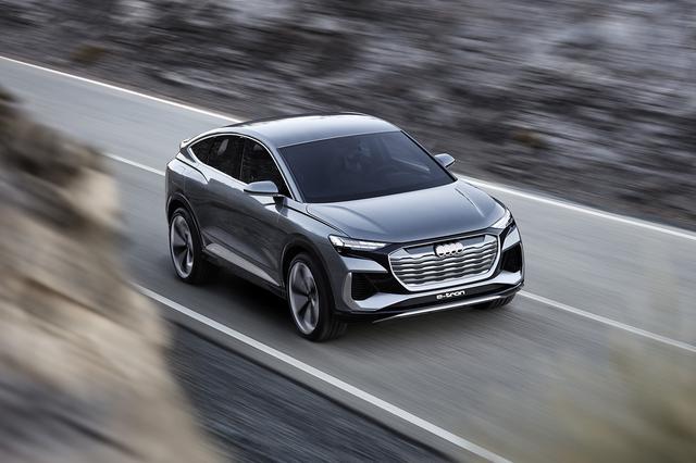 画像5: 「Audi Q4 Sportback e-tron concept」の写真を公開