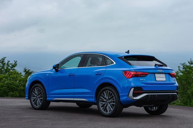 画像4: Audi Q3 Sportback