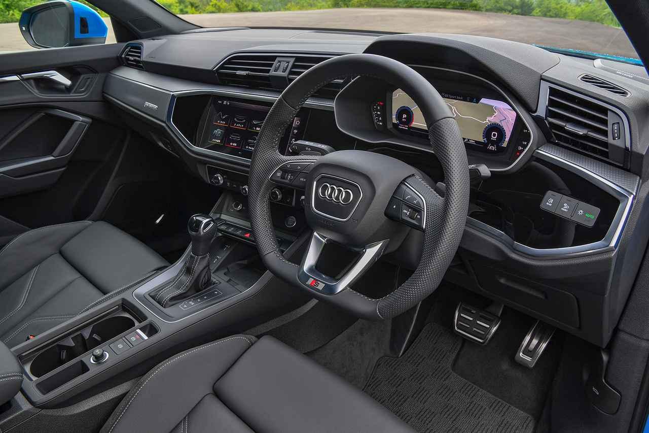 画像2: Audi Q3/Q3 Sportbackが日本上陸