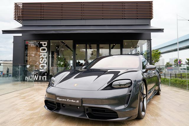 画像1: 「Porsche NOW Tokyo」がオープン