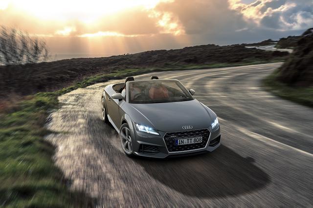 画像1: 「Audi TT Roadster final edition」発表