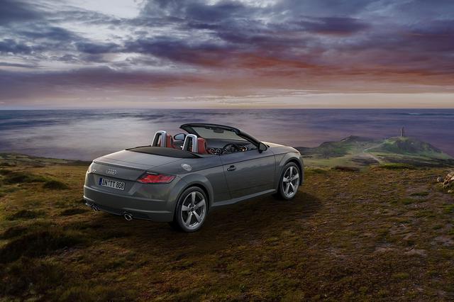 画像2: 「Audi TT Roadster final edition」発表