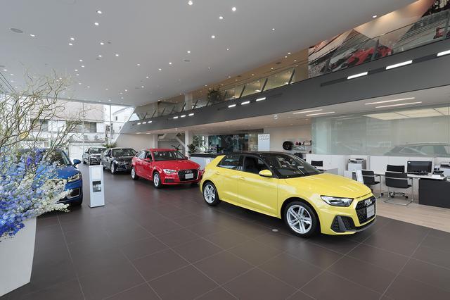 画像3: 「Audi 横浜港北」が移転リニューアルオープン