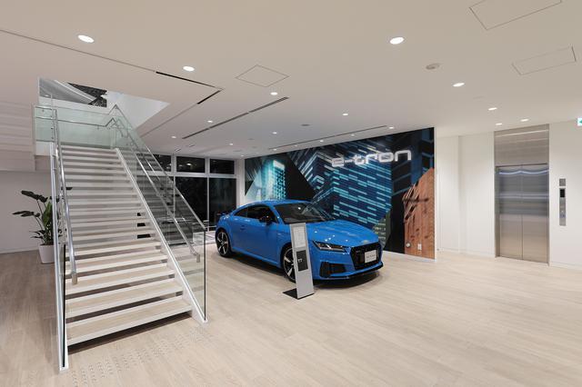 画像4: 「Audi 横浜港北」が移転リニューアルオープン