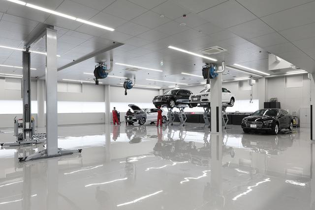 画像10: 「Audi 横浜港北」が移転リニューアルオープン