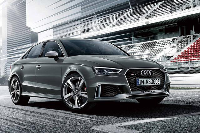 画像1: Audi RS 3 Sedan